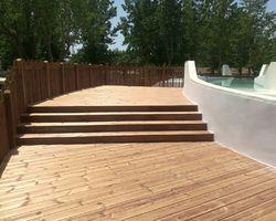 Solubois Concept  - Narbonne - Terrasse en bois