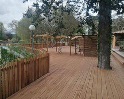 Solubois Concept  - Montpellier - terrasse en bois