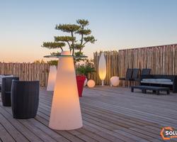Solubois Concept - Narbonne - Terrasse - salon de jardin - bois
