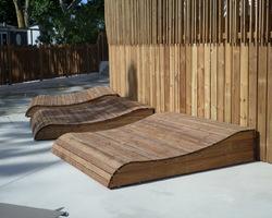 Solubois Concept  - Béziers - bain de soleil - bois